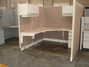 Allsteel Office Cubicles 6×6