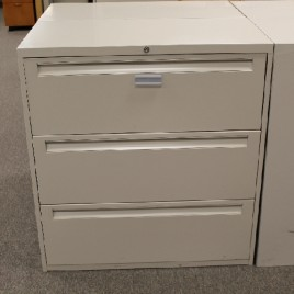 3 Drawer Lateral File | Steelcase Lateral File