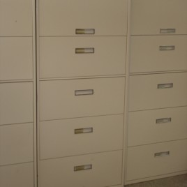 Steelcase Lateral File