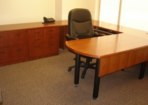 Used Bernhardt Office Desk