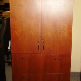 Bernhardt Bookcase/File Combo – File Cabinets