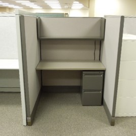 Herman Miller Call Center Cubicles 4×4