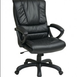High Back Executive Leather Chair #6710