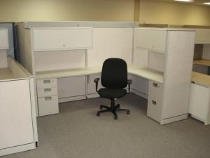 Steelcase Avenir 6×8 Office Cubicles