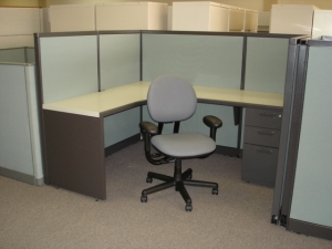 Steelcase Avenir Office Cubicles 5×6