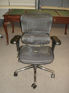 Ergohuman Chair – ME8ERGLO – Ergohuman Mesh Chair
