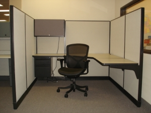 Haworth Office Cubicles