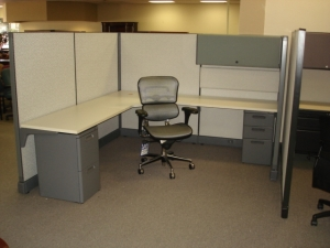 Herman Miller AO2 Office Cubicles