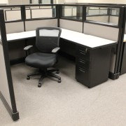 Herman Miller 6x6 with Glass