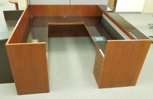 Lunstead Reception Desk -Used