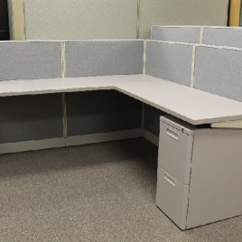 Low Wall Office Cubicles 6×6