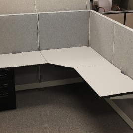 Low Wall Office Cubicles