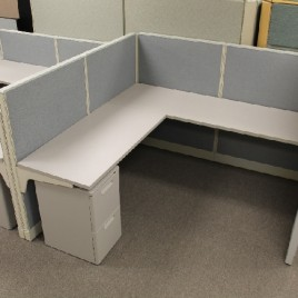 Tall Office Cubicles Used