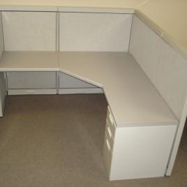 Steelcase Avenir 6×6 Office Cubicles