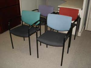 Steelcase Player Chairs – Side Chairs