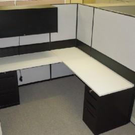 Teknion Boulevard 6×6 Office Cubicles