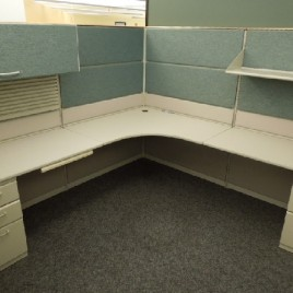 Teknion Used 8×8 Cubicles
