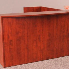 Ultra Laminate Series Reception Station