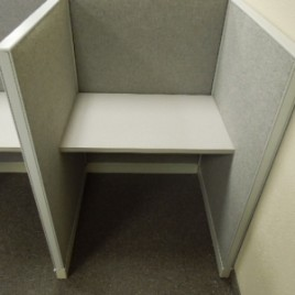 3×3 Office Cubicles | Haworth Cubicles