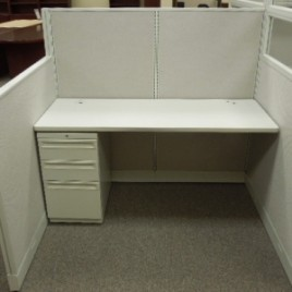5×4 Call Center Cubicles | Hon Initiate